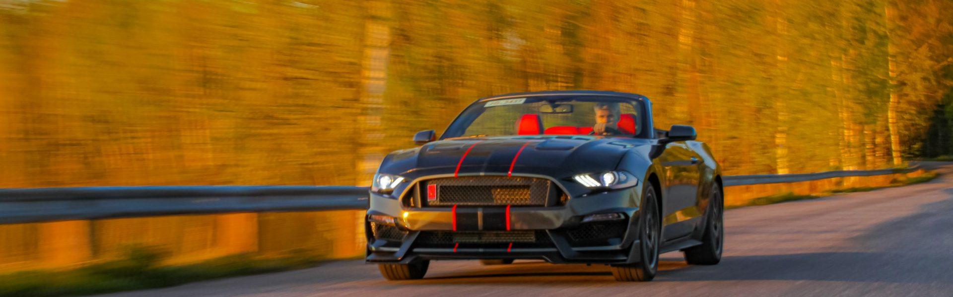 VMH x Menoauto x Ford Mustang